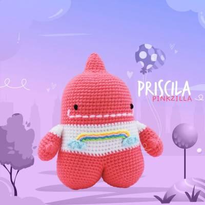 Mechis Doll - Amigurumis