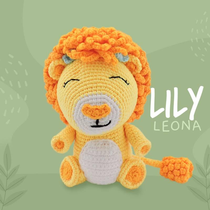 Junior Elefante - Amigurumis