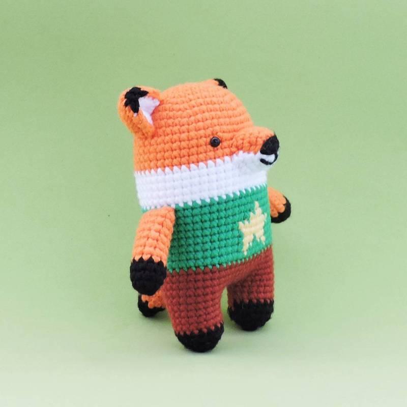 Luis Panda - Amigurumis